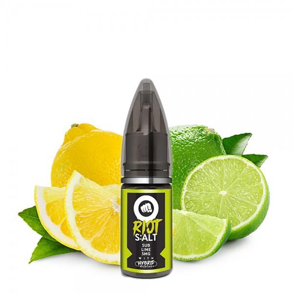 Riot Squad Sub Lime Nikotinsalz Liquid 10ml
