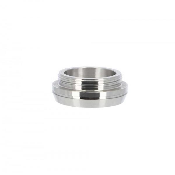 Smokezilla MUTO GLOW Gewinde zum Selbstablösen Edelstahl Silber