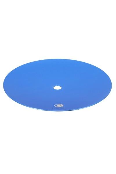 CYGN Kohleteller Alu Blau 24cm