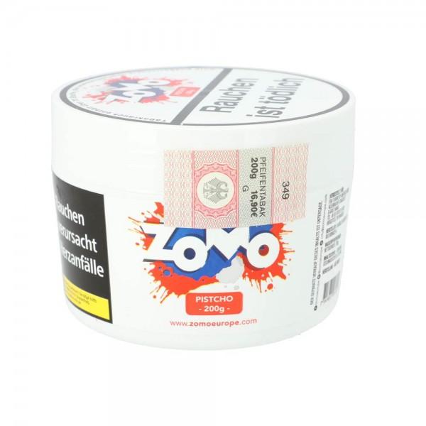 Zomo Tabak Pistcho 200g