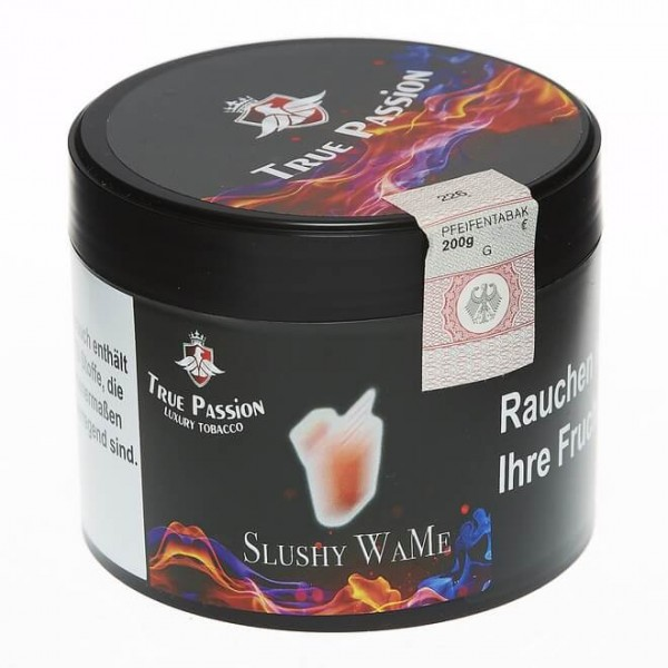 True Passion Tobacco Slushy WaMe 200g