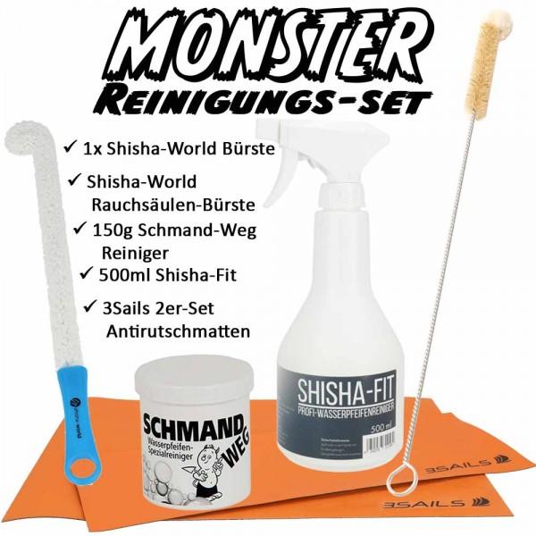 MONSTER Reinigungs-Set